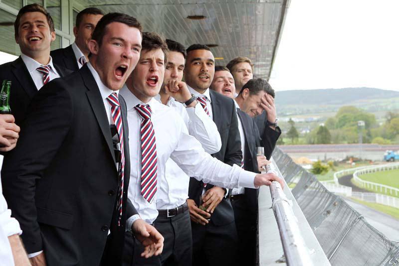 Munster-Rugby-Team